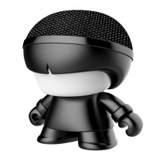 Портативная колонка Xoopar Mini Xboy LED с ремешком черный металлик 7 см (XBOY81001.21М)