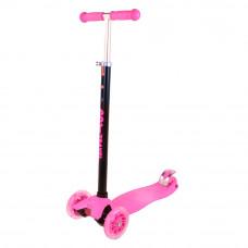 Самокат Go Travel Maxi розовый (SKPK306)