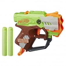 Бластер Nerf Micro Shots Zombie Strike Кроссфайер (E0489/E1625)
