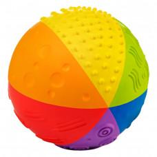 Мячик Caaocho Радуга 10 см (7002)