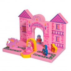 Набор для ванны Just think toys Замок принцессы (22086)