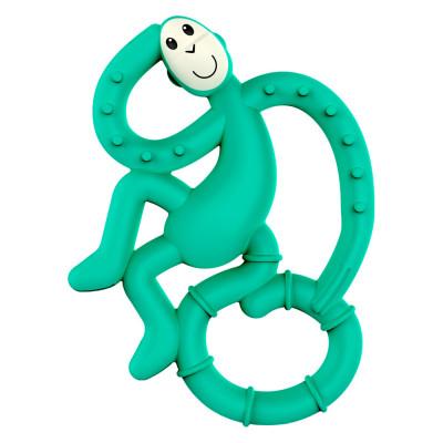 Прорезыватель Matchstick Monkey Маленькая обезьянка зеленый (MM-МMT-008)