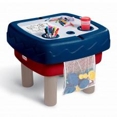 Песочница-стол Little Tikes Играем и рисуем 2 в 1 (451T10060)