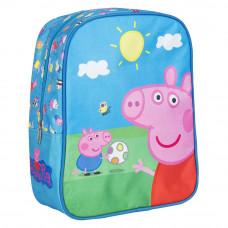 Рюкзак дошкольный Перо Peppa Pig Пикник средний (119824)
