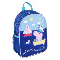 Рюкзак дошкольный Перо Peppa Pig Море средний (120266)