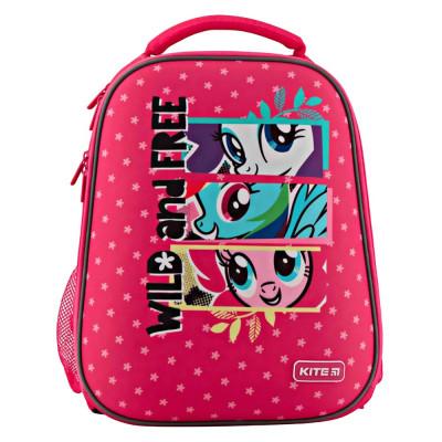Рюкзак школьный Kite My little pony 531 LP каркасный (LP19-531M)