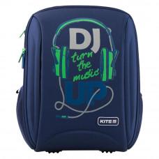 Рюкзак школьный Kite Music up 732-2 каркасный (K19-732S-2)