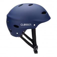 Шлем Globber Матово-синий подростковый 57-59 см (514-101)