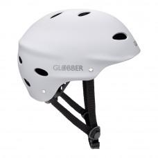 Шлем Globber Матово-белый подростковый 57-59 см (514-119)