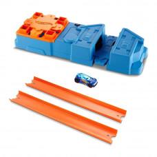 Трек Hot Wheels Track builder Booster pack с ускорителем (GBN81)