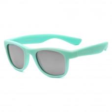 Солнцезащитные очки Koolsun Wave светло-бирюзовые до 5 лет (KS-WABA001)