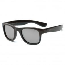 Солнцезащитные очки Koolsun Wave черные до 5 лет (KS-WABO001)