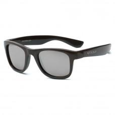 Солнцезащитные очки Koolsun Wave черные до 10 лет (KS-WABO003)