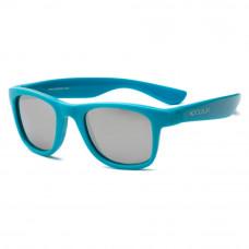 Солнцезащитные очки Koolsun Wave голубые до 10 лет (KS-WACB003)