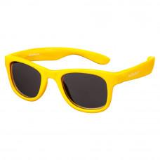 Солнцезащитные очки Koolsun Wave желтые до 10 лет (KS-WAGR003)