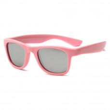 Солнцезащитные очки Koolsun Wave нежно-розовые до 5 лет (KS-WAPS001)