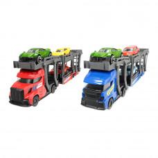 Набор машинок Dickie Toys Автотранспортер с 3 автомобилями ассортимент (3745008)