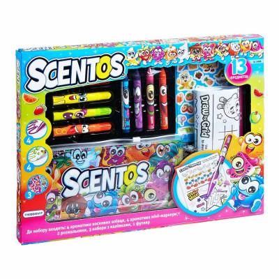 Набор для творчества Scentos Забавная компания ароматный (42135)