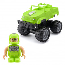 Машинка Monster Smash Ups Киборг на радиоуправлении (TY6082A)