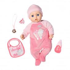 Интерактивная кукла Baby Annabell Моя маленькая принцесса озвученная (794999)