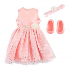 Набор Addo Платье и обувь для куклы (314-13108)