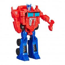 Трансформер Transformers  Кибервселенная Ван степ Оптимус Прайм (E3522/E3645)