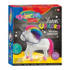 Набор для творчества Colorino Кукла-мотанка Единорог (36728PTR)