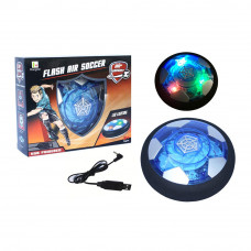 Аэромяч RongXin для домашнего футбола с подсветкой 14 см аккумулятор (RX3351B)
