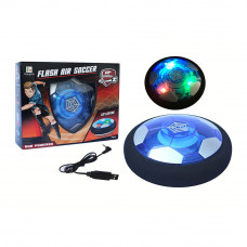 Аэромяч RongXin для домашнего футбола с подсветкой 18 см аккумулятор (RX3381B)
