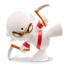 Интерактивная фигурка Fart Ninja Сэнсэй вонь белое кимоно красный пояс (70511)