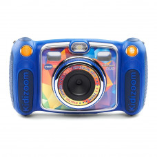 Игрушечная фотокамера Vtech kidizoom duo голубая (80-170803)