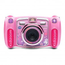 Интерактивная игрушка Vtech kidizoom Фотокамера duo розовая (80-170853)