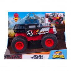 Машинка Hot Wheels Monster trucks Bone shaker 1:24 (GCG06/GCG20)