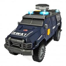Машинка Dickie toys Action Подразделение особого назначения Swat со светом и звуком (3308374)