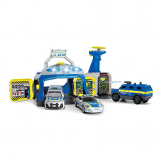 Набор Dickie toys Sos Станция Swat водомет со светом и звуком (3717004)