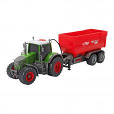 Игрушечный трактор Dickie toys Farm Фендт 939 Варио со светом и звуком (3737002)