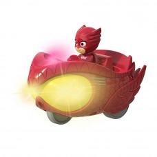 Машинка PJ Masks Скоростной автомобиль Совки со светом и звуком (3142002)