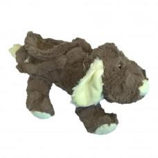 Собачка-сумочка Devilonтемно-серая 30 см (X1617930-3)
