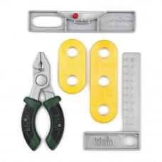 Игровой набор инструментов Klein Bosch желтый (8007/8007-1)