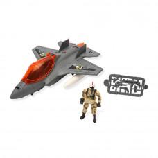 Игровой набор Chap mei Солдаты Воздушный патрульный сокол (545050)