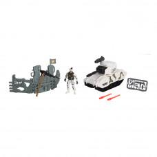 Игровой набор Chap mei Солдаты Tanker swift attax (545008-1)