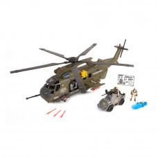Игровой набор Chap mei Солдаты Мега вертолет (545068)