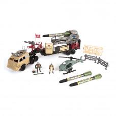 Игровой набор Chap mei Солдаты Пусковая установка (545066)