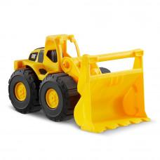 Машинка CAT Мини-строительная техника Погрузчик 17 см (82013F)