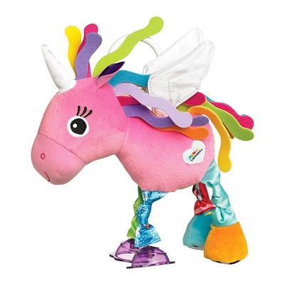Развивающая игрушка Lamaze Единорог Тилли розовый (LC27561)