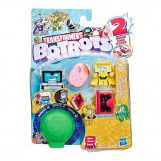 Набор Transformers BotBots Банда бакпак банч (E3486/E4145)