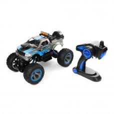 Машинка JP383 Bigfoot Modified синяя 1:14 радиоуправляемая (689-363-1)