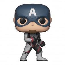Фигурка Funko Pop Avengers Капитан Америка в белом костюме (36661)