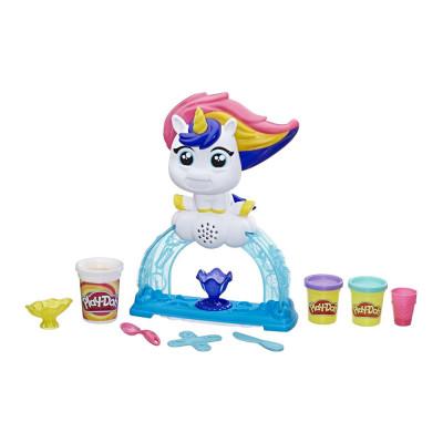Набор Play-Doh Фабрика мороженного Единорог Тути звуковой (E5376)