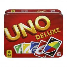 Настольная игра Mattel Games Uno Делюкс (K0888)